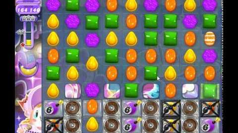 Candy Crush Saga Dreamworld Level 470(No boosters)