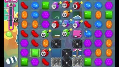Candy Crush Saga LEVEL 2100 NO BOOSTERS (25 moves)
