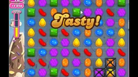 Candy Crush Saga Level 47 - 3 Star
