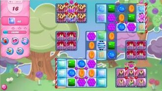 Candy Crush Saga Level 4818 NO BOOSTERS