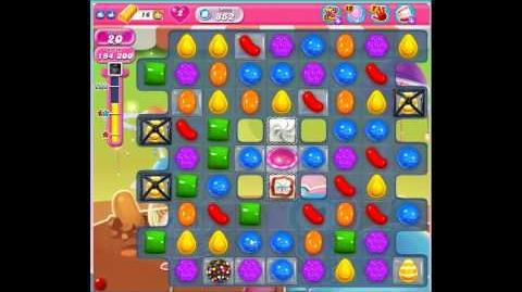Candy Crush Saga Level 852 No Boosters
