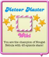 Meteor Master