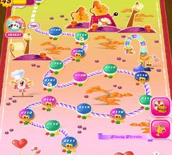 Toasty Terrain HTML5 Map