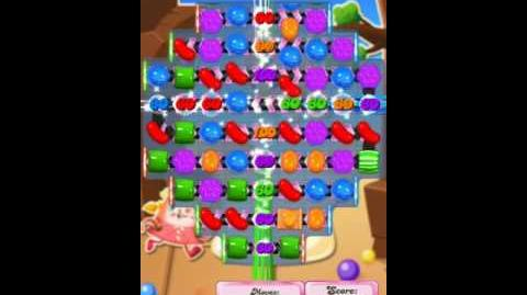 Candy Crush Level 1855 (2nd version)