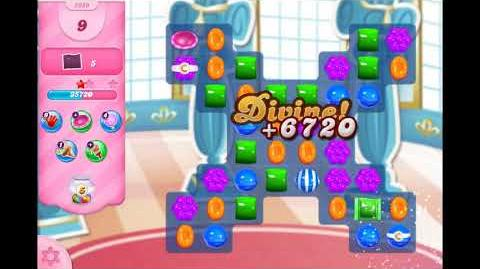 Candy Crush Saga - Level 2989 ☆☆☆