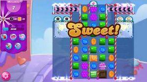 Candy Crush Saga - Level 4672 - No boosters ☆☆☆
