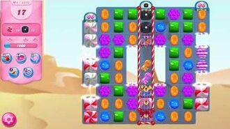 Candy Crush Saga - Level 4770 - No boosters ☆☆☆ HARD