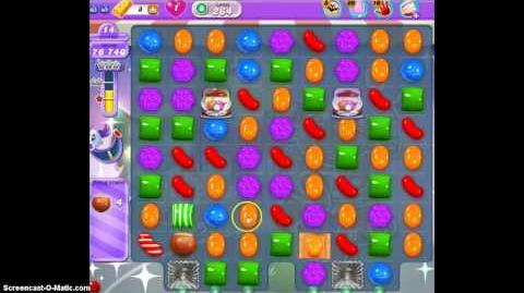 Candy Crush Saga Dreamworld Level 264 Walkthrough No Booster