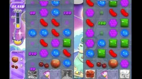 Candy Crush Saga Dreamworld Level 439-0