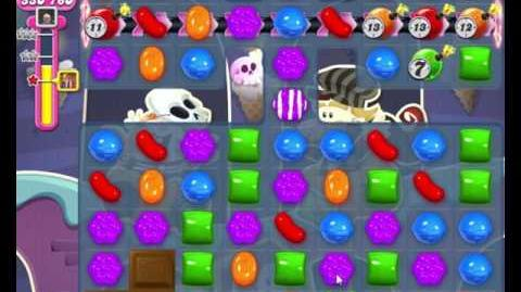 Candy Crush Saga LEVEL 2055 NO BOOSTERS (higher target score)