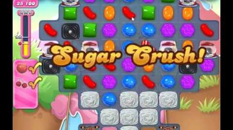 Candy Crush Saga Level 2255 - NO BOOSTERS