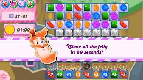 Candy Crush Saga Level 2890 NO BOOSTERS