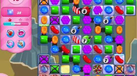 Candy Crush Saga Level 2902 NO BOOSTERS (second version)