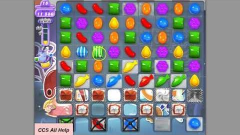 Candy Crush DREAMWORLD Level 342 3*