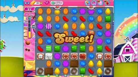 Candy Crush Saga - Level 291 - No boosters ☆☆☆