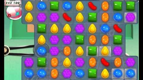 Candy Crush Saga - Passing Level 19