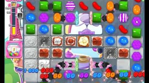 Candy Crush Saga Level 1260 NO BOOSTER (Newest Version)
