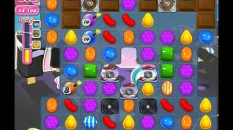Candy Crush Saga Level 1878 ( New with 25 Moves ) No Boosters 2 Stars