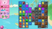 Candy Crush Saga Level 2521 - No Boosters - 16 moves ★★★