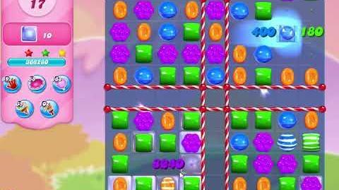 Candy Crush Saga Level 3367 NO BOOSTERS