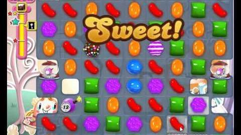 Candy Crush Saga Level 350 NEW