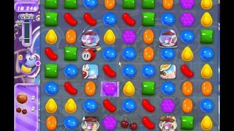 Candy Crush Saga Dreamworld Level 481 (3 star, No boosters)