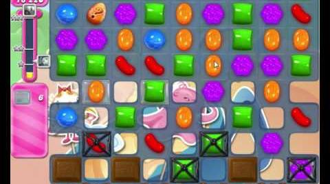 Candy Crush Saga LEVEL 1609 NO BOOSTERS (24 moves)