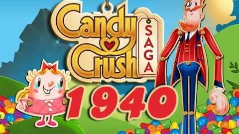 Candy Crush Saga Level 1940