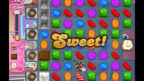 Candy Crush Saga Level 1985 ( New with 25 Moves ) No Boosters 3 Stars