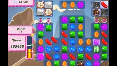 Candy Crush Saga Level 2628 New,40 Moves