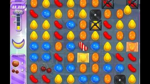 Candy Crush Saga Dreamworld Level 205 No Booster