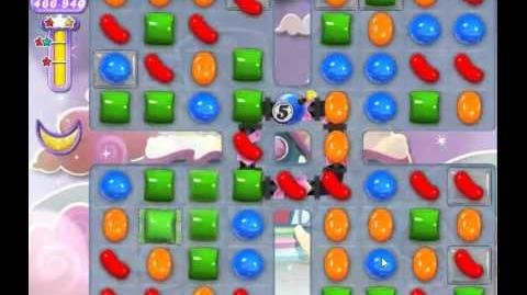 Candy Crush Saga Dreamworld Level 567 (Traumwelt)