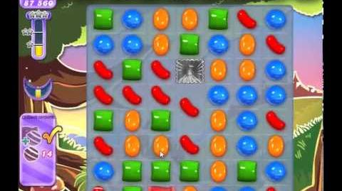 Candy Crush Saga Dreamworld Level 655 (Traumwelt)