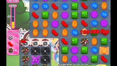 Candy Crush Saga Level 1138