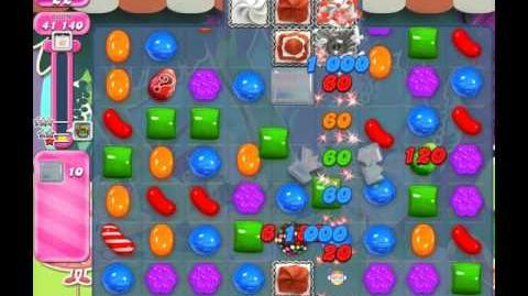 Candy Crush Saga Level 970 ( 40 Moves ) No Boosters 3 Stars