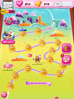 OrangeOverpass