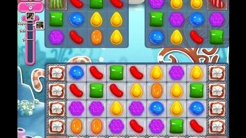 Candy Crush Level 307 (Dreamworld) Odus
