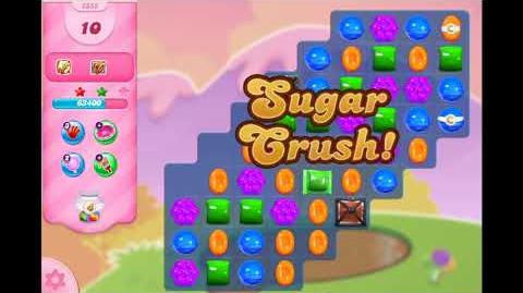 Candy Crush Saga - Level 2858 - with boosters ☆☆☆