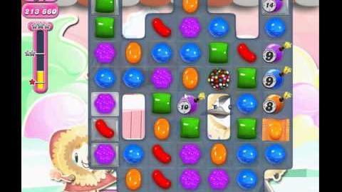 Candy Crush Saga - level 1070 (3 star, No boosters)