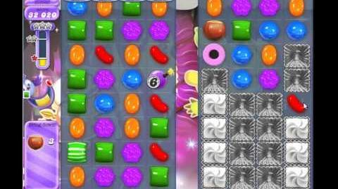 Candy Crush Saga Dreamworld Level 417-0