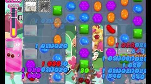Candy Crush Saga LEVEL 2335 NO BOOSTERS