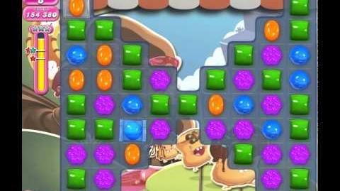 Candy Crush Saga Level 1053 (No booster, 3 Stars)