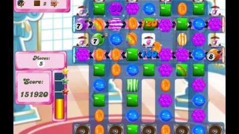 Candy Crush Saga Level 2649 (14 moves)
