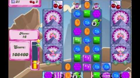 Candy Crush Saga Level 2717 NO BOOSTERS