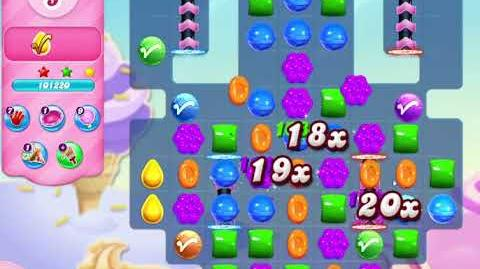 Candy Crush Saga Level 2920 NO BOOSTERS (fourth version)