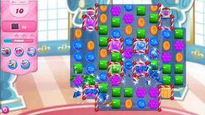 Candy Crush Saga Level 4847 NO BOOSTERS