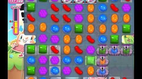 Candy Crush Saga Level 727