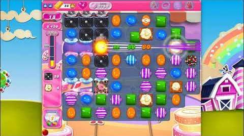 Candy Crush Saga - Level 2752 - No boosters ☆☆☆