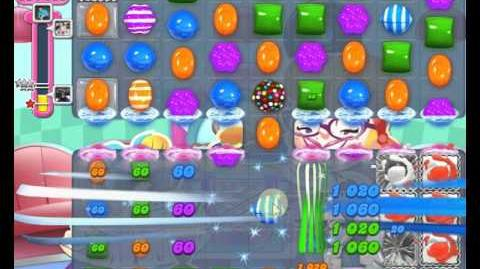 Candy Crush Saga LEVEL 1448 new version (36 moves)