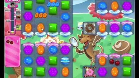 Candy Crush Saga LEVEL 2068 NO BOOSTERS (25 moves)